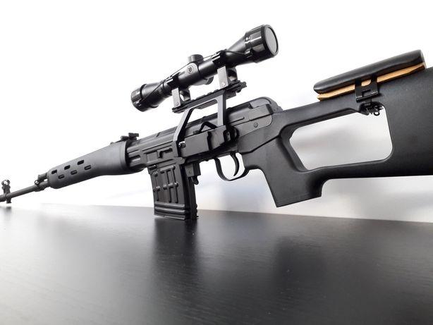 Dragunov PSL SNIPER 6mm 4J PUTERNICA spring Pusca airsoft FULL METAL