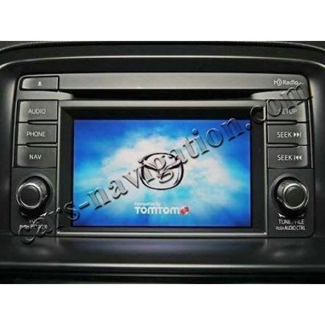 Диск за навигация Мазда България Mazda 2 3 5 6 RX8 CX3 CX4 CX5 CX9 MX5