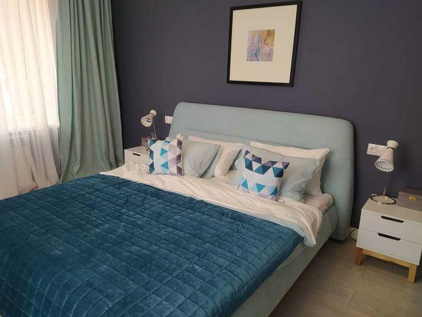 Кровать мягкая 2х спальная