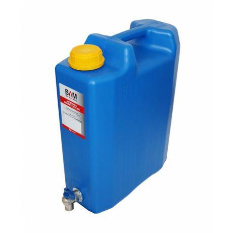 10 лт, Туба за вода с метално кранче, туба за вода 10 литра