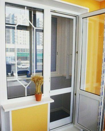 Ремонт и изготовление пластиковых окон и дверей.