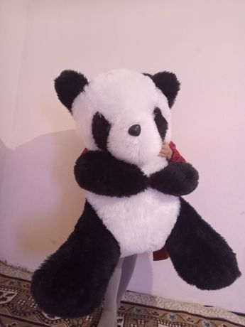Жұмсак ойыншық 2 метр панда 1м