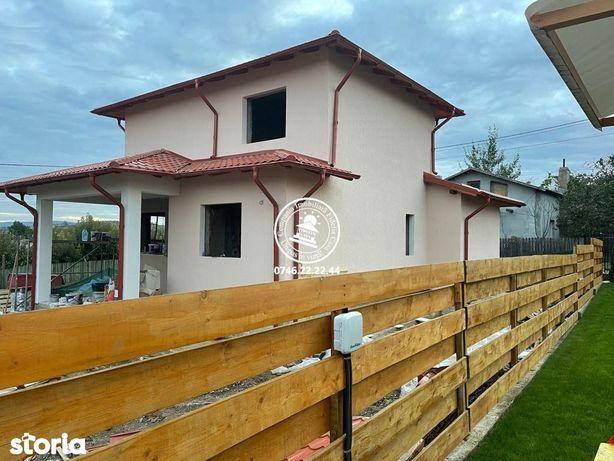 Vila 5 camere, 450mp, de vanzare in Lunca Cetatuii