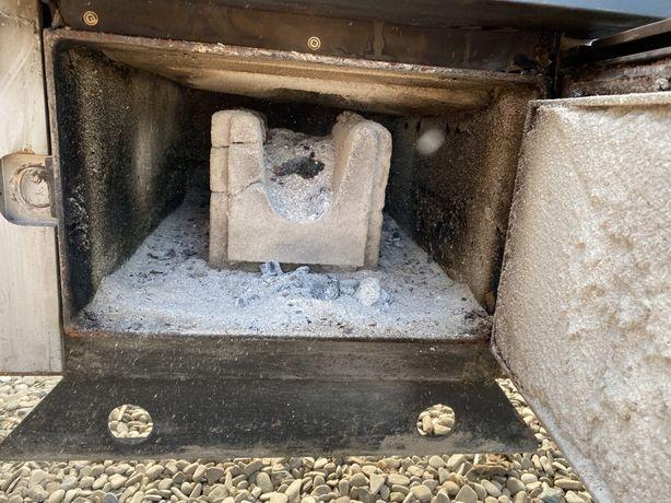 Centrala lemne cu gazeificare