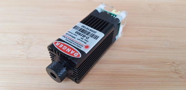 Modul Laser 2500 mW 2.5W Nou Albastru 445 nm CNC Gravator
