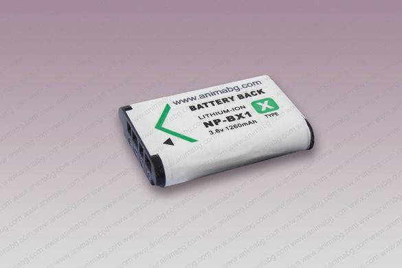 ANIMABG Батерия модел NP-BX1