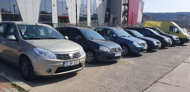 Inchirieri autoturisme Iasi - Rent a CAR / SUV / 7 locuri