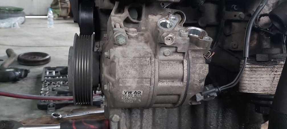 Компресор климатик за ВАГ групата Фв Ауди Сеат Шкода / VW Scoda Audi S