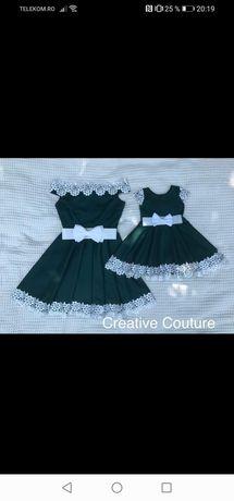 Set rochie mama-fiica