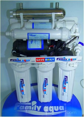 Purificator De Apa Ro Daily Water plus sterilizator cu U.V