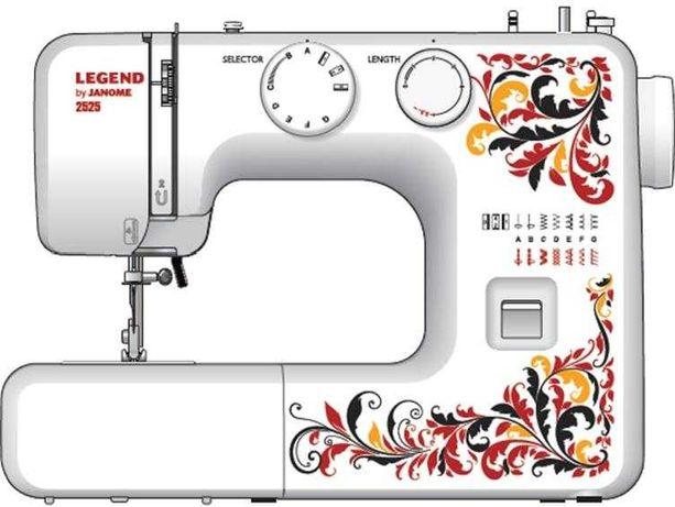 Швейная машина Janome 2525 белая