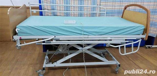 Paturi medicale cu telecomandă