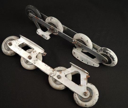 Прочные советские ролики, колёса, колёсики для тележки СССР
