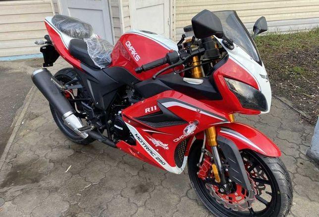 Новый мотоцикл motrac 250cc R11 в наличии