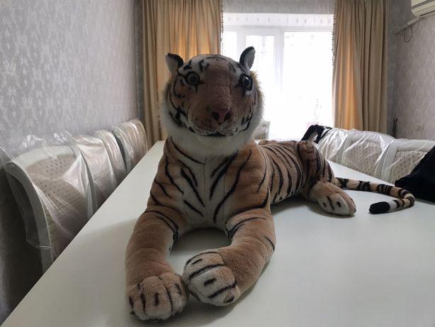Продается мягкая игрушка тигрёнок за 5000 тенге