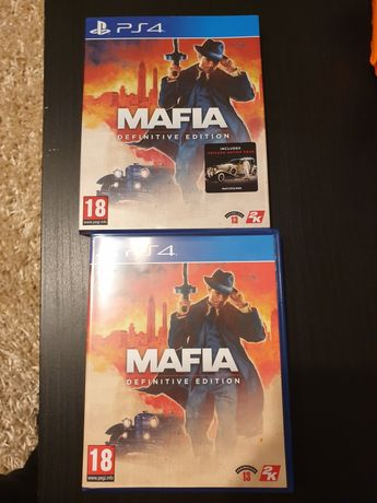 Joc ps4 Mafia  Definitive Edition
