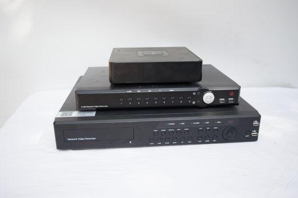ls-n2109k мрежов видеорекордер. ISeetec IN-6209AL NVR, 9 IP, 4 HDD, з