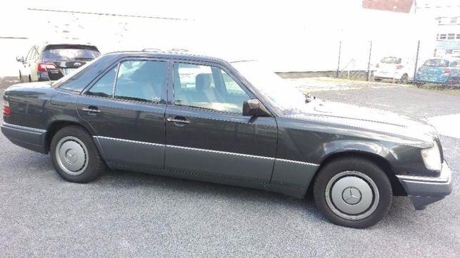 Dezmembrez Mercedes E-class W124