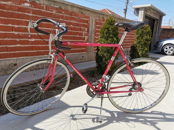 Ретро шосеен велосипед пежо