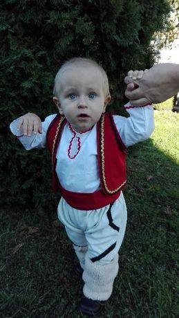 Народни носии- бебешка македонска родопска тракийска -39лв