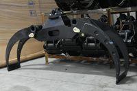 Грайфер щипка за трупи и дърва Swiss Tech TS-1700 + планка закрепване