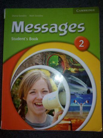 Продавам учебник по английски MESSAGES 2