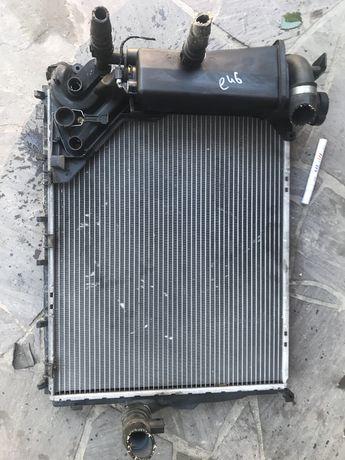 Радиатор Основной,Кондиционера,Теплообменник,Вентилятор на БМВ е46