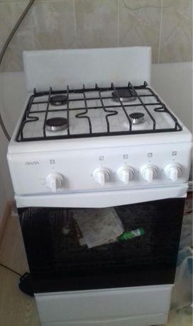 Продам новый газовый плита