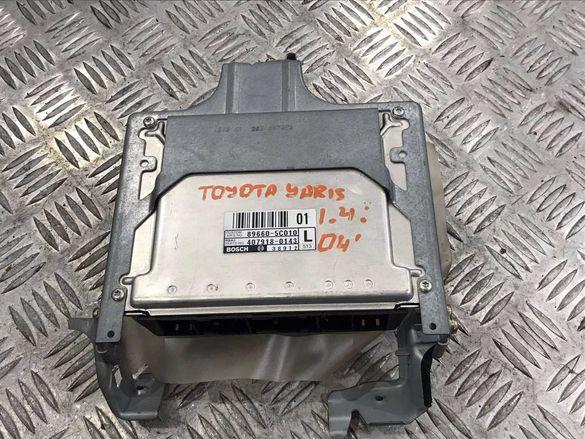 Компютър Toyota Yaris 1.4i 2004г.