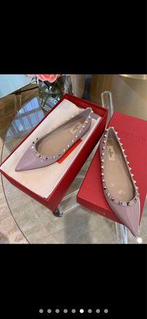 Balerini din piele Valentino-700 lei