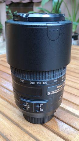 Obiectiv Nikon 55 300