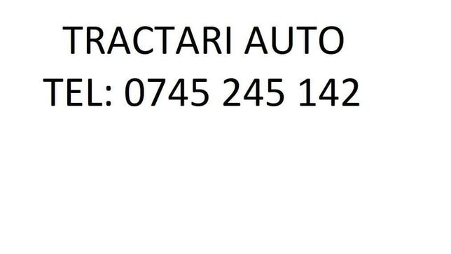 Tractări auto Alba Sebes Sibiu