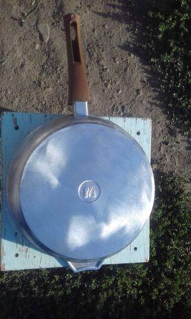 Чистка казанов и сковород
