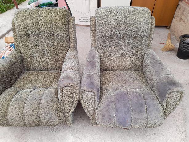 Кресло 2шт 2000тг