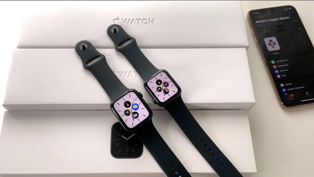 Новый запечатанный Apple watch 6 series