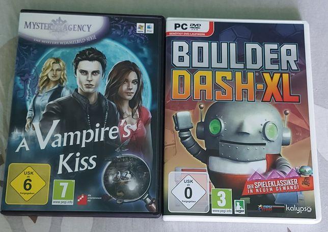Mystery Agency: A Vampire's Kiss si Boulder Dash XL - Jocuri PC Copii
