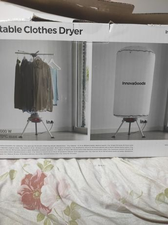 Vând uscător de haine