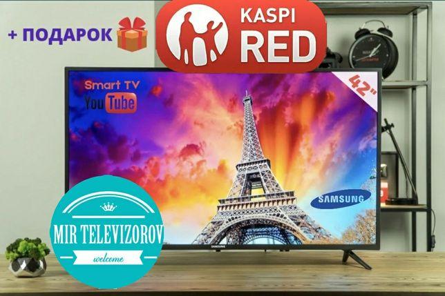 Новый 102см  Smart самсунг успей забрать свой телевизор led HD тонкий