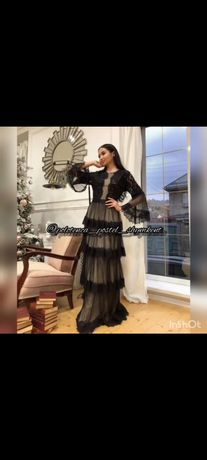 Турецкий платье вечерний