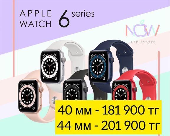 Apple watch 6 смарт часы