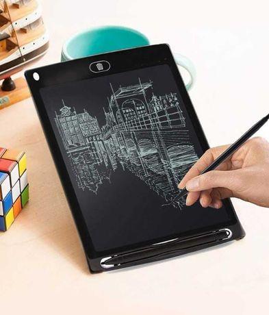 Детски забавен таблет за рисуване и писане 12 инча с писалка
