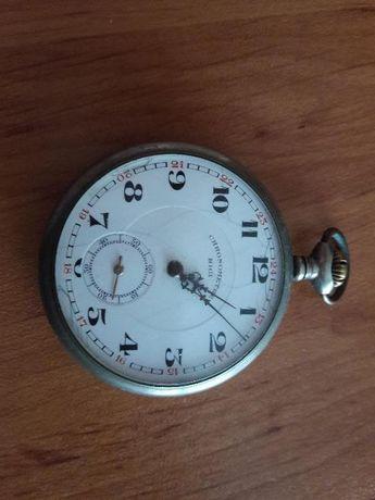 Швейцарски джобен часовник RIGI