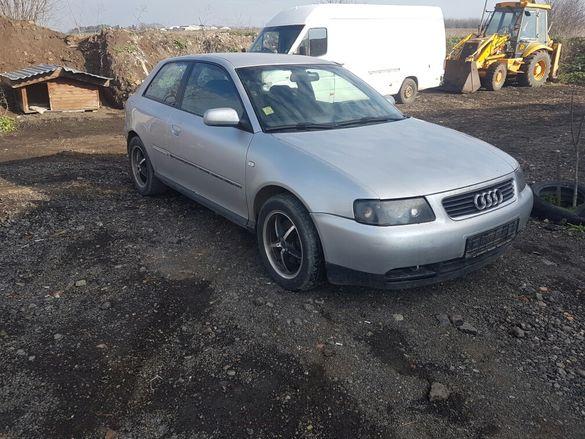 Audi A3 1,9 TDI за части 131hp