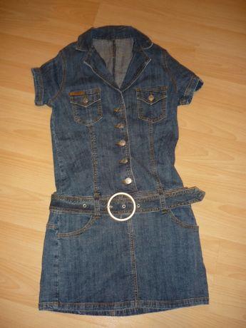 Лот летни дрехи S/М размер - рокля и блузки - разпродажба