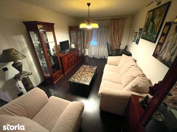 ROANDY - Apartament 3 camere mobilat si utilat E.Vacarescu