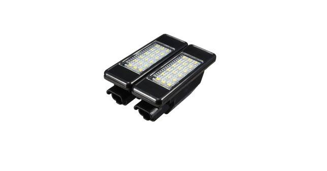 Lampi Iluminare numar nr LED Peugeot 207 307 407 Citroen C2 C3 C4 C5 C