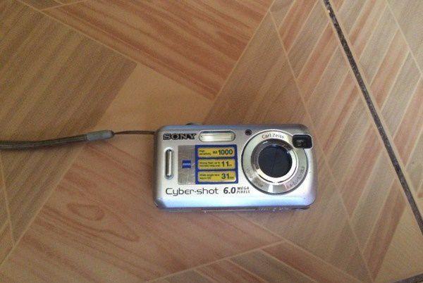 Aparat foto digital Sony DSC-S600, 6.0MP