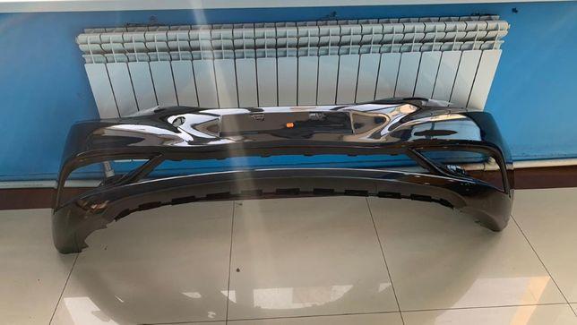 Бампер передний Hyundai Sonata 6 2011 Black Diamond AA