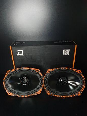 Топовые оригинальные Овальные динамики DL audio 6x9,Колонки,дыни