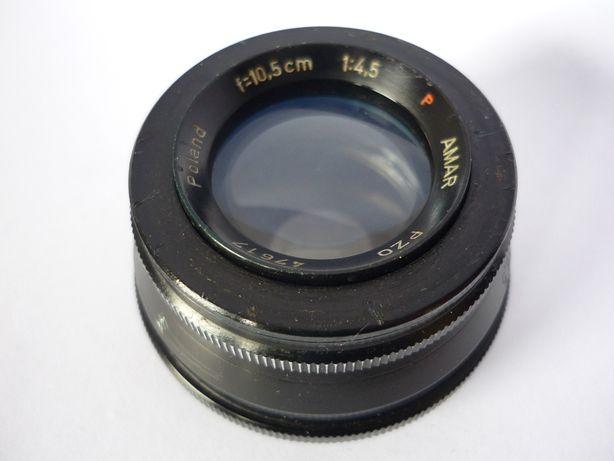 Obiectiv foto Amar 105mm F/4,5 - montura M42